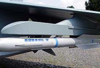 Авиационная ракета IRIS-T