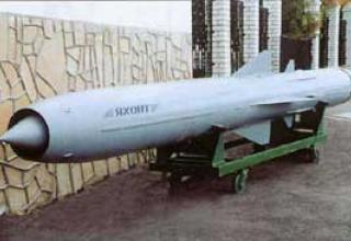 Противокорабельная ракета Яхонт ( Оникс )