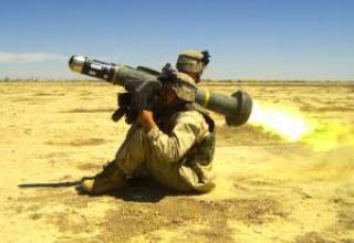 Противотанковый ракетный комплекс FGM-148 Javelin