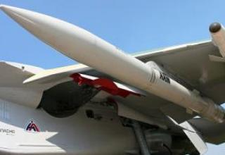 Авиационная ракета большой дальности КС-172 (AAM-L)