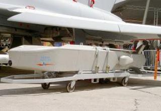 Крылатая ракета большой дальности TAURUS KEPD 350