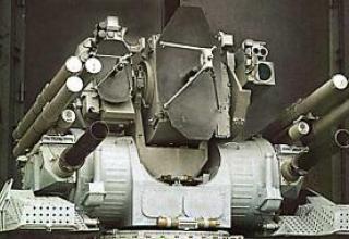 Корабельный эенитный ракетно-артиллерийский комплекс 'Кортик'