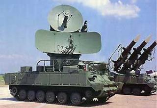 Зенитный ракетный комплекс 2К12 Куб