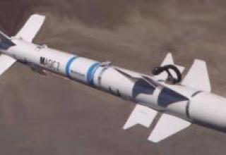 Управляемая ракета малой дальности Magic-2