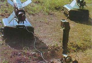 """Противотанковый ракетный комплекс """"Малютка"""" (9К14/9К11)"""