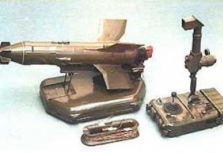 Противотанковый ракетный комплекс 9K11-2 Малютка-2