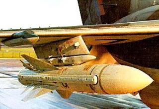 Противорадиолокационная ракета Martel AS-37(Armat)
