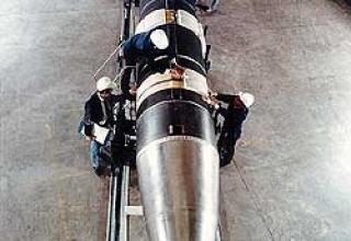 Межконтинентальная баллистическая ракета XMGM-134A Midgetman