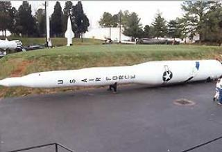 Межконтинентальная баллистическая ракета LGM-30A/B Minuteman-1