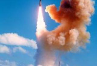 Межконтинентальная баллистическая ракета LGM-30F Minuteman-II