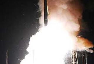 Межконтинентальная баллистическая ракета LGM-30G Minuteman-3