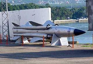 "Противокорабельная ракета 3M80 (3М80Е) ""Москит"""
