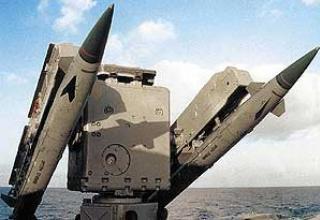 Корабельный зенитный ракетный комплекс Оса-М