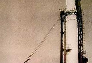 Стратегический ракетный комплекс Р-16 с ракетой 8К64 (Р-16У/8К64У)