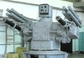 Зенитный ракетно-артиллерийский комплекс 'Пальма'