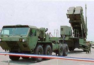 Зенитно-ракетный комплекс Patriot (MIM-104A)