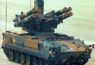 Зенитный ракетный комплекс Pegasus ( Chun Ma )