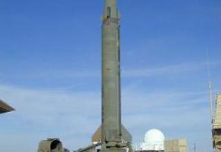 Баллистическая ракета средней дальности Pershing-2 (MGM-31C)