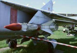 Авиационная ракета Р-23 (К-23)