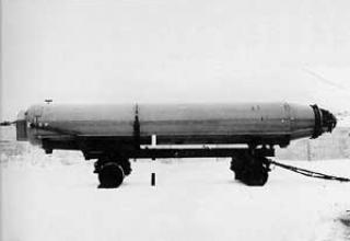 Баллистическая ракета подводных лодок Р-29 (РСМ-40)