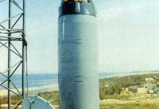 Баллистическая ракета подводных лодок Р-29Р (РСМ-50)