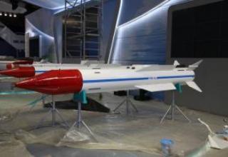 Авиационная ракета большой дальности Р-37 (РВВ-БД)
