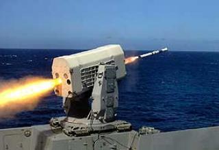 Зенитная ракета RAM (RIM-116A)