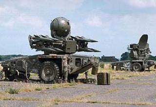 Зенитно-ракетный комплекс Rapier-2000