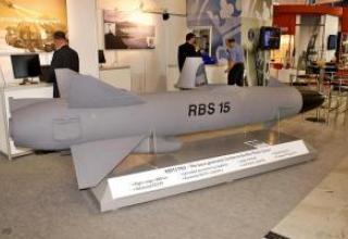 Противокорабельная ракета RBS-15 Mk3