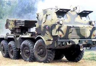 Боевая машина RM-70