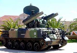 Зенитно-ракетный комплекс Roland-1