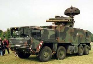 Зенитно-ракетный комплекс Roland-3