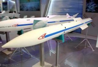 Авиационная ракета средней дальности Р-77-1 (РВВ-СД изделие 170-1)