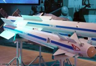Авиационная ракета малой дальности РВВ-МД