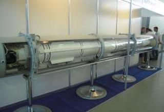 """Корабельный зенитный ракетный комплекс """"Штиль-1"""""""