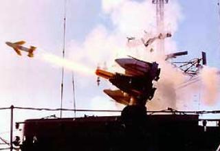 Зенитный ракетный комплекс Sea Cat
