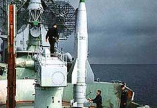 Зенитно-ракетный комплекс М11 Шторм