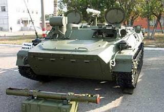 Противотанковый комплекс 9П149 Штурм-С