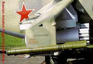 Противотанковый ракетный комплекс Штурм-В