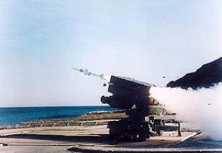 Зенитно-ракетный комплекс Skyguard-Sparrow
