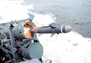 Противокорабельный ракетный комплекс SLSS