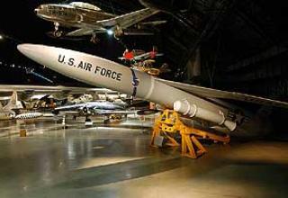Стратегическая крылатая ракета наземного базирования SM-62A Snark