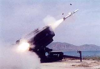 Зенитно-ракетный комплекс Spada