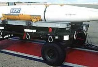 Аэробаллистическая ракета AGM-69A SRAM