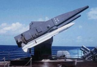 Зенитная управляемая ракета Standard-1