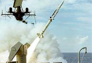 Зенитная управляемая ракета Standard-2