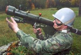 """Переносной зенитный ракетный комплекс 9К32М """"Стрела-2М"""""""