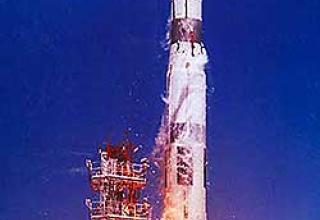 Межконтинентальная баллистическая ракета HGM-25A Titan-1