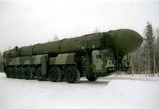 Межконтинентальная баллистическая ракета Тополь (РС-12М)