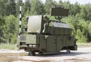 """Зенитный ракетный комплекс 9М331МКМ """"Тор-M2КМ"""""""